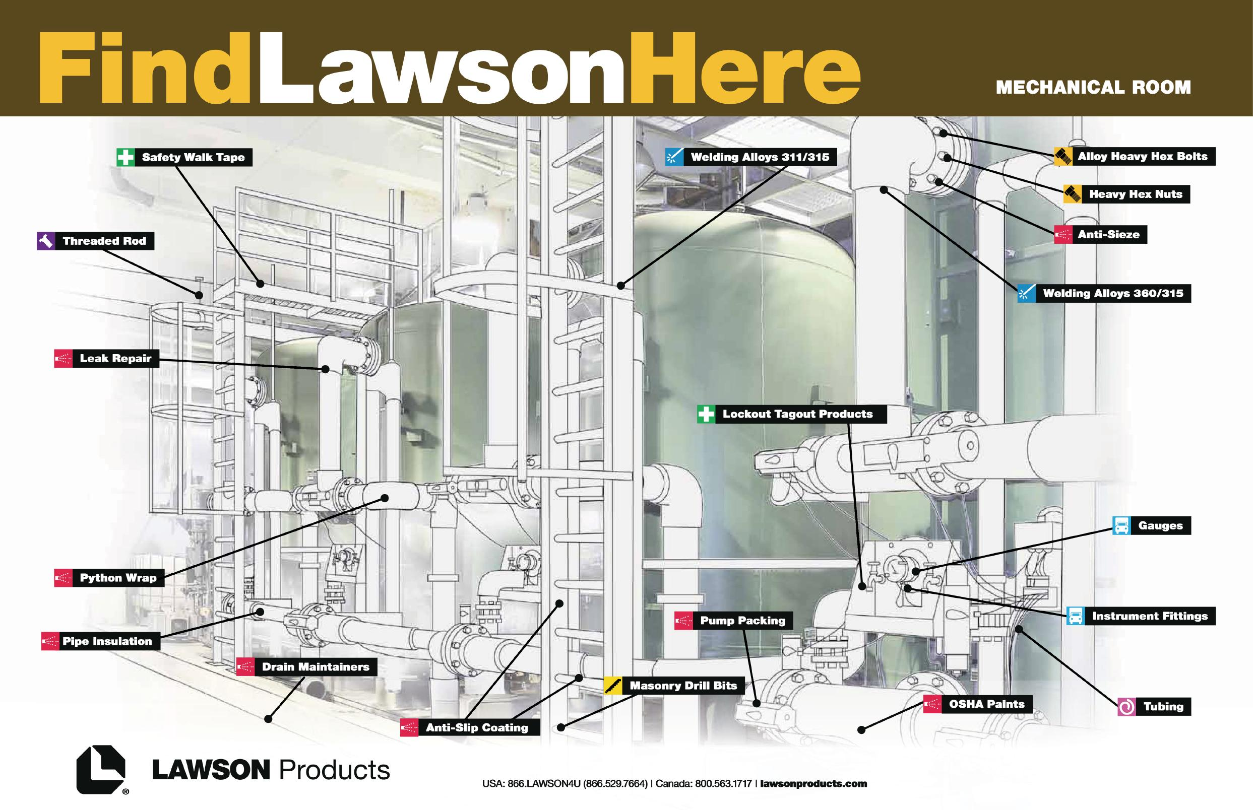 Maintenance Shop Chemical Products - Find Lawson Here Page 10